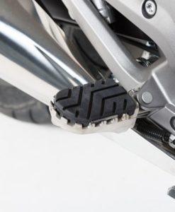 Wide Footpeg Kit - Honda NC 700 X 1200 Crosstourer