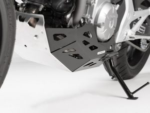 SW-Motech Engine Guard Black Side