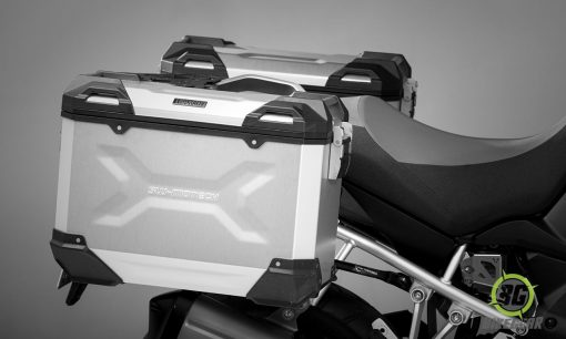 Trax Pannier System BMW R1200GS Adventure