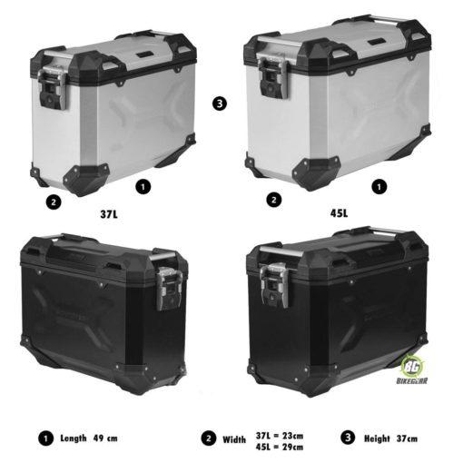Trax-pannier-size-comparison
